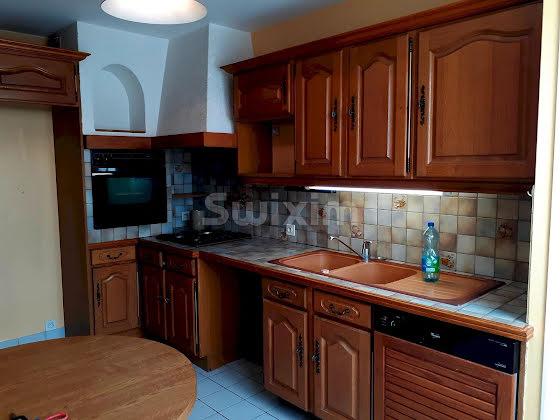 Vente appartement 5 pièces 87,7 m2
