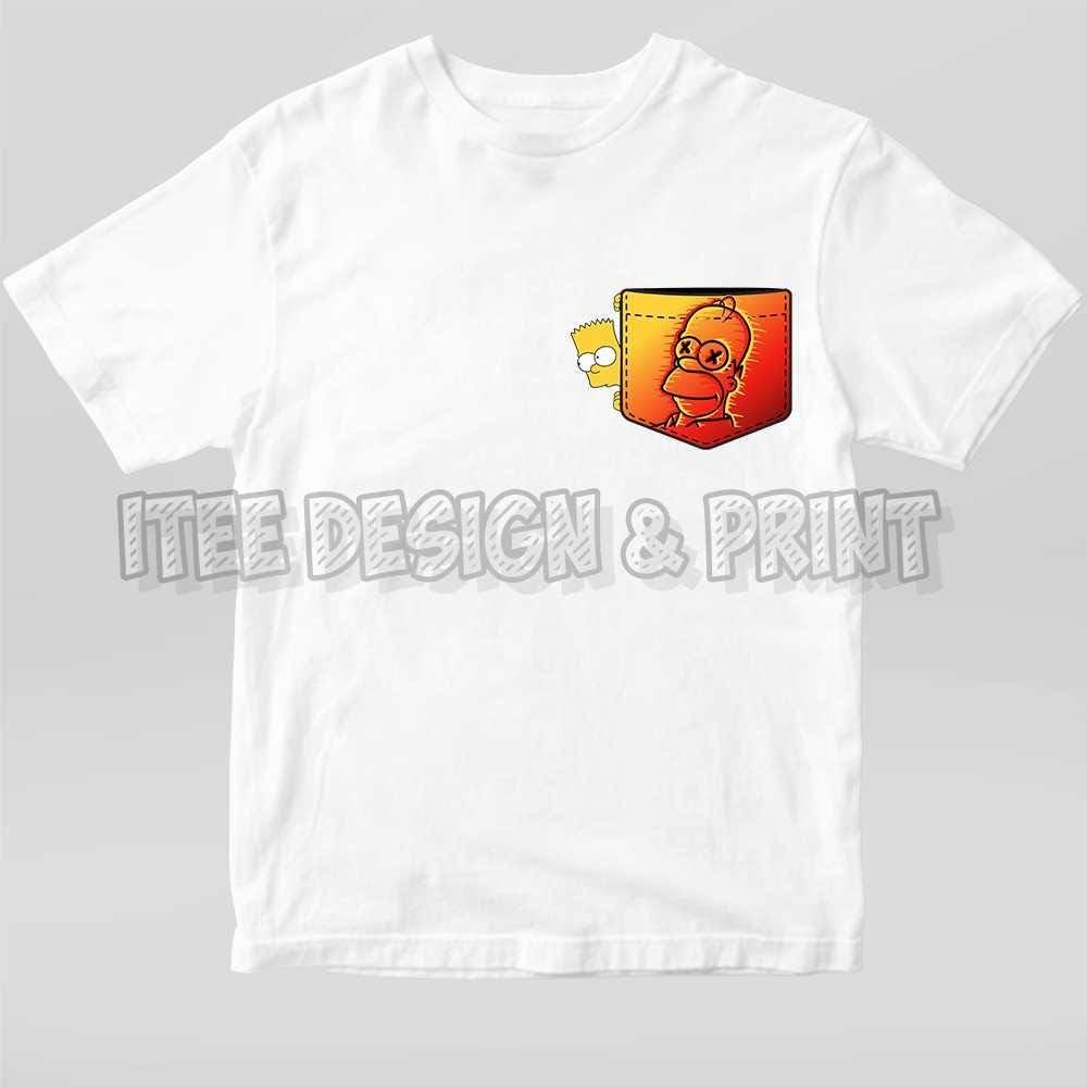 Pocket Simpson shirt
