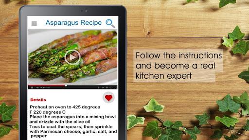 Taste Mate Recetes savoureuses screenshot