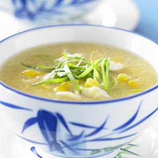 Crab and Corn Soup.