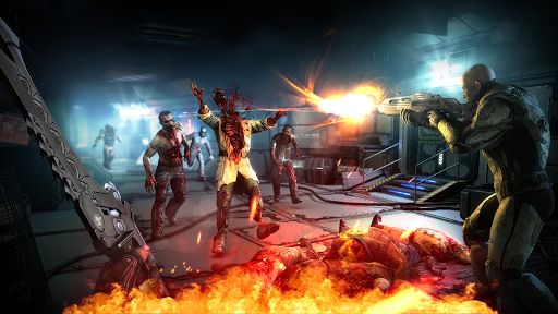 Destory Zombie Mission Game - screenshot