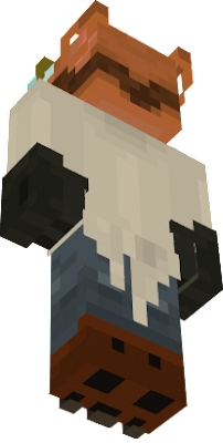 Inspired by https://minecraft-heads.com/custom-heads/animals/33525-steampunk-fox