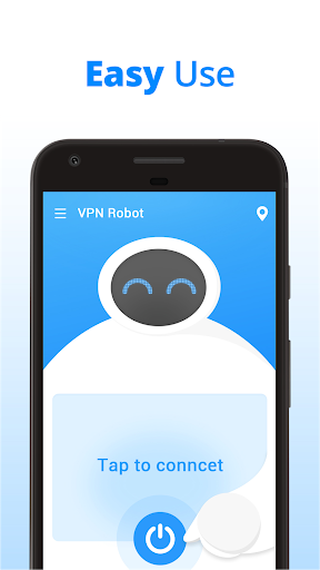 VPN Robot -Free Unlimited VPN Proxy &WiFi Security 1.3.6 screenshots 2