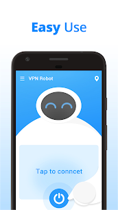 VPN Robot -Free Unlimited VPN Proxy &WiFi Security 2