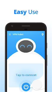 VPN Robot -Free Unlimited VPN Proxy &WiFi Security Screenshot