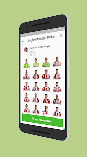 Download WAstickerApps : England Football Stickers For PC Windows and Mac apk screenshot 8