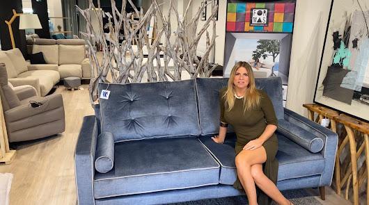 Nueva tienda de sofás y descanso de Ruiz Collado