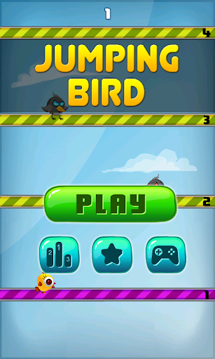 Crazy Bird Jump