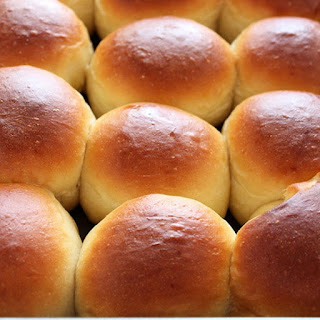 Homemade Hawaiian Bread Rolls.
