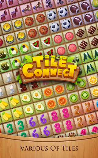 Tile Connect - Free Tile Puzzle & Match Brain Game 1.2.0 screenshots 9