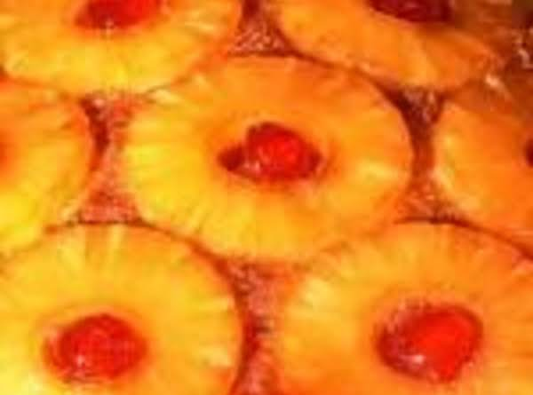 Norma's Pineapple Upside-down Cake Recipe