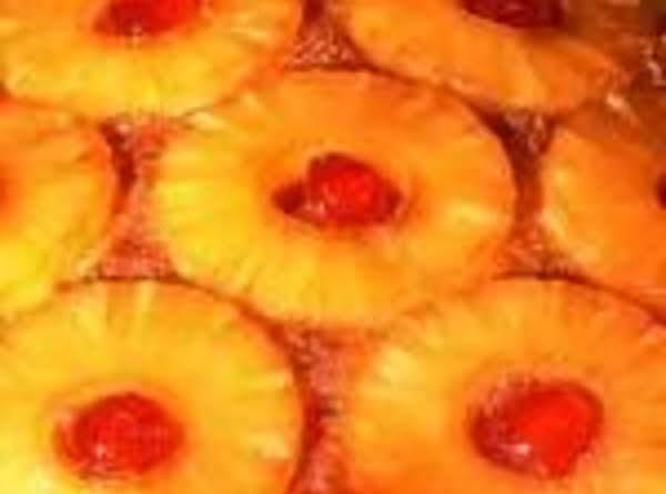 Norma's Pineapple Upside-down Cake