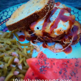 Sweet N' Spicy Turkey Burger – 10 Points Plus.