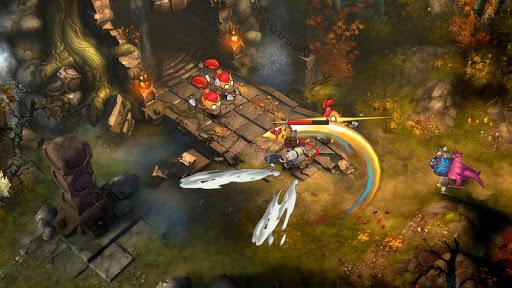 King Battle-Fighting Hero legend 1.0 screenshots 3