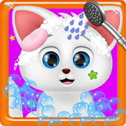 Free Download Crazy Cat Salon – Pet Makeover APK for Samsung