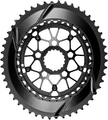 _OLD_Cliff Bar_DNU SpideRing Oval Direct Mount Chainring Set - 52/36t, Cannondale Hollowgram Direct Mount alternate image 2
