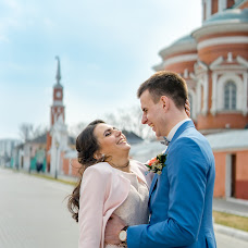 Wedding photographer Vladimir Petrov (VladKirshin). Photo of 16.03.2018