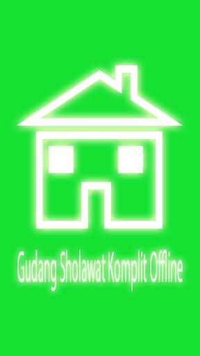 Gudang Sholawat Kplt Offline