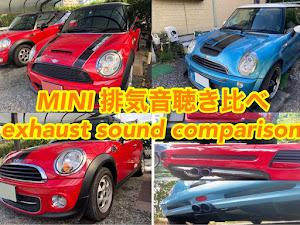 BMW ミニ クーパーSのカスタム事例画像 hiaiさんの2020年09月06日16:27の投稿