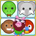 Piggy Free For Kids - Memory icon