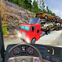 Lorry Truck Cargo Transport icon