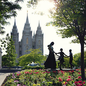 by Kristi Parker - Buildings & Architecture Places of Worship