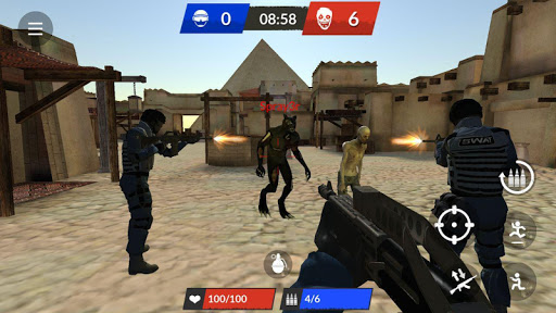 Zombie Top - Online Shooter 0.62 screenshots 1