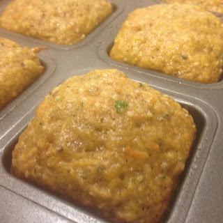 Sweet N Cinnamon Hemp Seed Zucchini Carrot Muffins Recipe