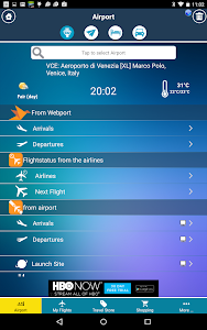 Venice Airport (VCE) Radar screenshot 17