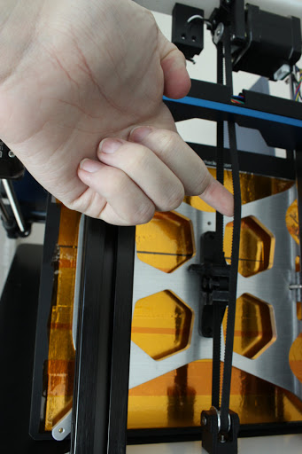 Setting Belt tension