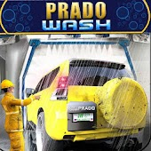 Prado Car Wash Simulator 2018 - Prado Parking Sim