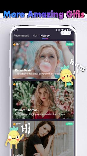 VidChat-Stranger Online Video Chat & Make Friends screenshot 1