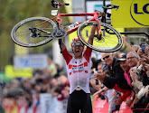 Jelle Wallays won Parijs-Tours