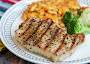 Grilled Citrus And Garlic Pork Chops Recipe