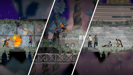 DEAD RAIN 2 : Tree Virus - screenshot