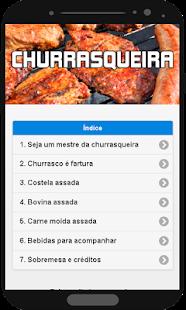 Churrasqueira Receitas - náhled