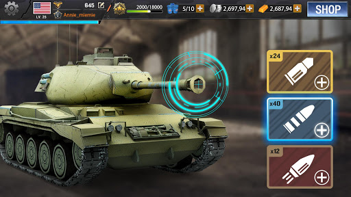 Furious Tank: War of Worlds 1.3.1 screenshots 24