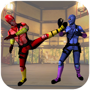 Game Ninja Kung Fu Fighting Champion apk for kindle fire