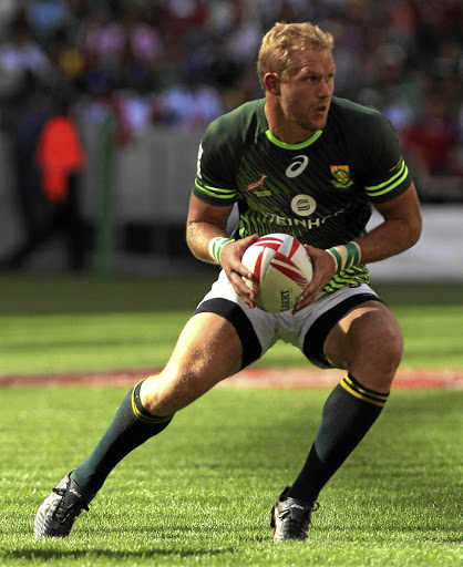 Blitzboks captain Philip Snyman. Picture: GALLO IMAGES