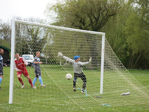 Photo: 04/05/13 v Henley Athletic (Suffolk & Ipswich League Division 1) 1-6 - contributed by Leon Gladwell