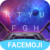Galaxy Keyboard for Facemoji