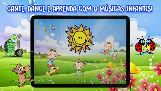 Músicas Infantis em Português 3.0.18 Mod APK Download 1