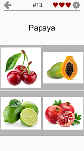 Fruit and Vegetables, Nuts