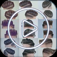آموزش پیرایش مردانه | آموزش آرایشگری مردانه Icon