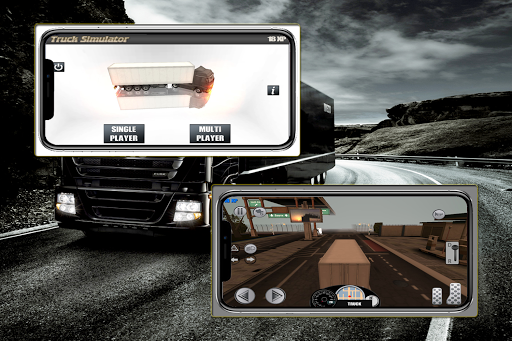 Real Truck Simulator : Multiplayer / 3D ss1