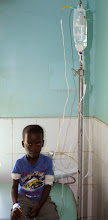 Photo: patient in the clinic