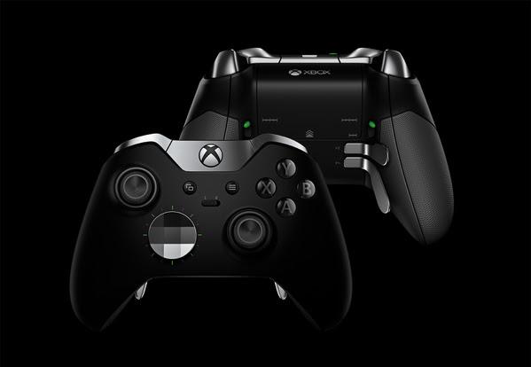 Microsoft Elite Controller