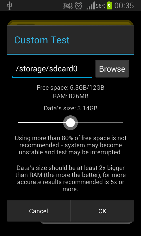 how to change play store default storage to sd card