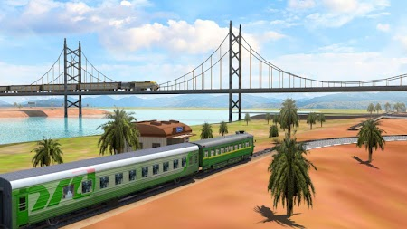 Train Driving - Train Sim APK screenshot thumbnail 9
