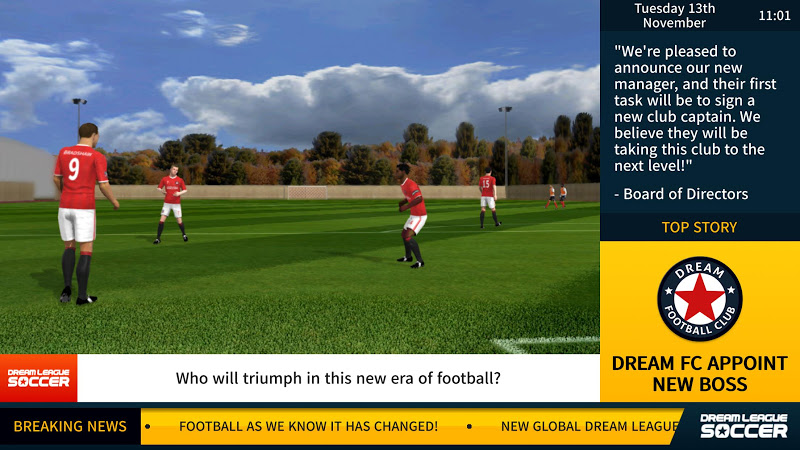 Dream League Soccer 2019 Screenshot 12